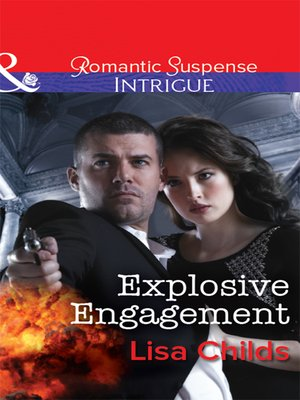 cover image of Explosive Engagement