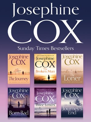cover image of Josephine Cox Sunday Times Bestsellers Collection