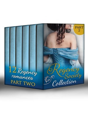 cover image of Regency Society Collection Part 2