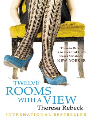 cover image of Twelve Rooms with a View