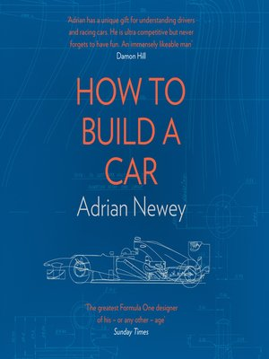 cover image of How to Build a Car