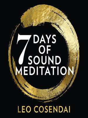 cover image of Seven Days of Sound Meditation