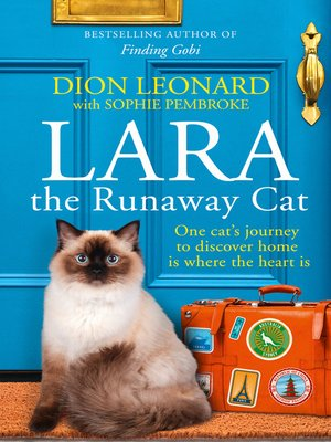 cover image of Lara the Runaway Cat