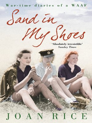 cover image of Sand In My Shoes