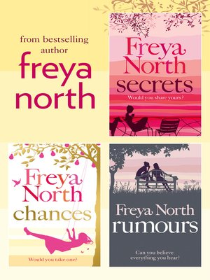 cover image of Freya North 3-Book Collection
