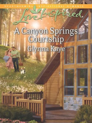 cover image of A Canyon Springs Courtship