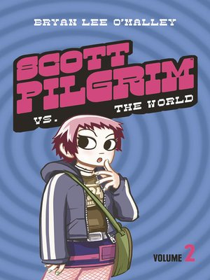 cover image of Scott Pilgrim vs the World