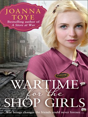 cover image of Wartime for the Shop Girls