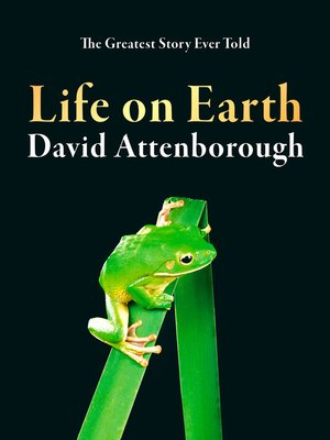 cover image of Life on Earth