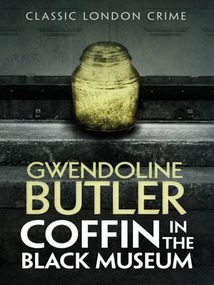 cover image of Coffin in the Black Museum