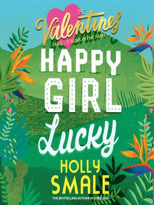 cover image of Happy Girl Lucky