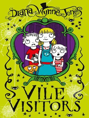 cover image of Vile Visitors