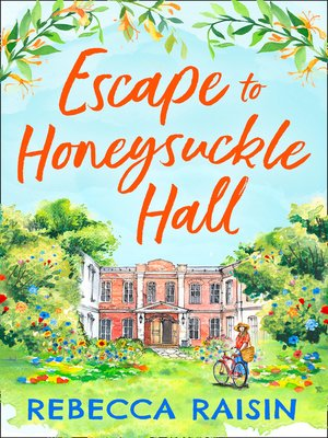 cover image of Escape to Honeysuckle Hall
