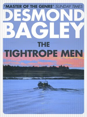 cover image of The Tightrope Men