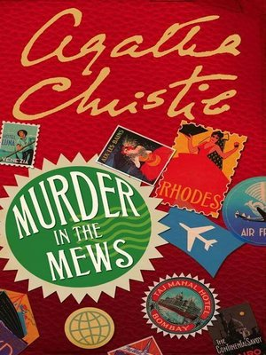 cover image of Murder in the Mews