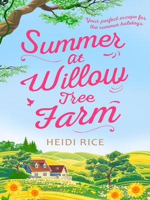cover image of Summer At Willow Tree Farm