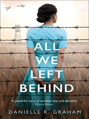 cover image of All We Left Behind