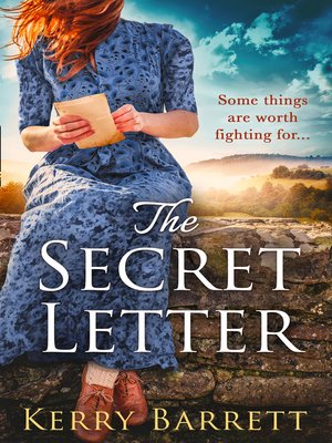 cover image of The Secret Letter