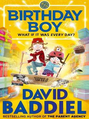 cover image of Birthday Boy