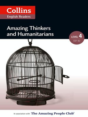 cover image of Amazing Thinkers & Humanitarians