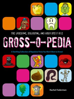 cover image of Grossopedia