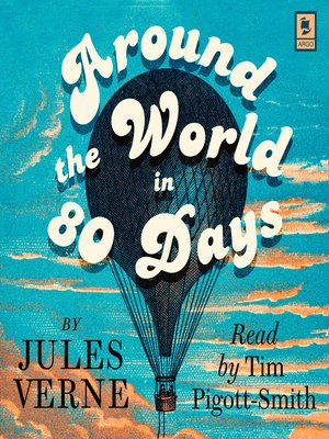 cover image of Around the World in 80 Days (Argo Classics)