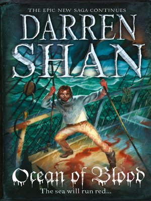 cover image of Ocean of Blood
