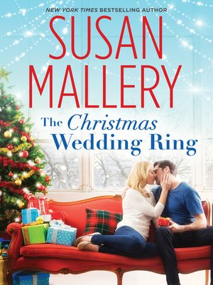 cover image of The Christmas Wedding Ring