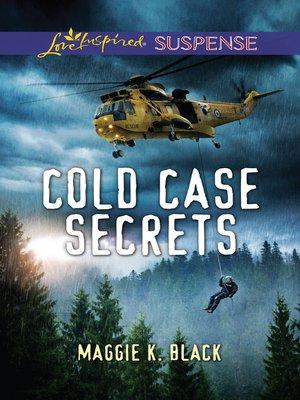 cover image of Cold Case Secrets