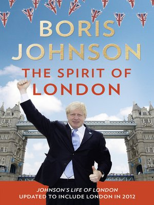 cover image of The Spirit of London