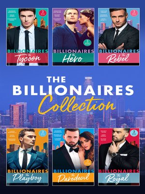 cover image of The Billionaires Collection