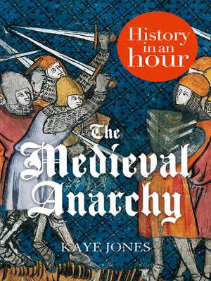 cover image of The Medieval Anarchy