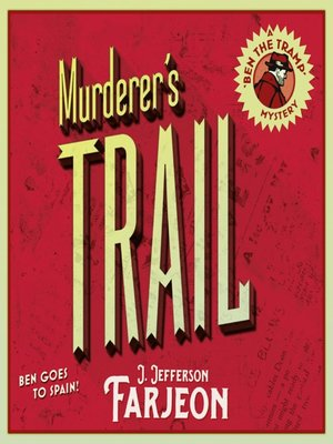 cover image of Murderer's Trail