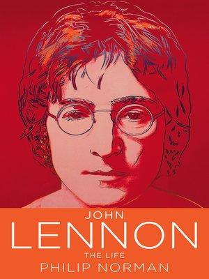 cover image of John Lennon