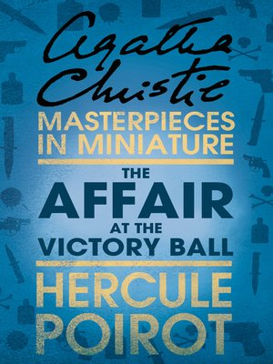 cover image of The Affair at the Victory Ball