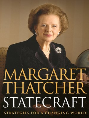 cover image of Statecraft