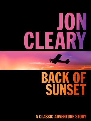cover image of Back of Sunset