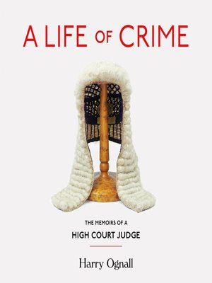 cover image of A Life of Crime