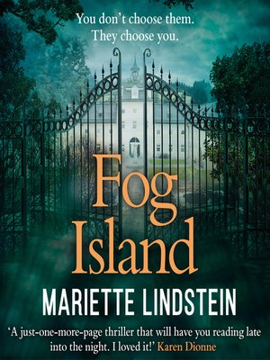 cover image of The Cult on Fog Island