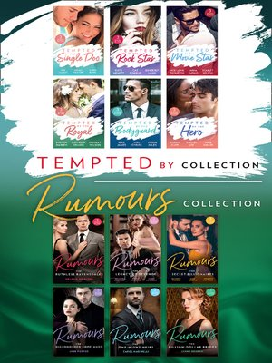 cover image of Tempted By...And Rumours Collections