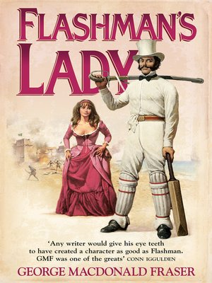 cover image of Flashman's Lady