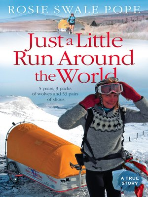 cover image of Just a Little Run Around the World