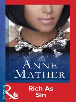 cover image of Rich As Sin