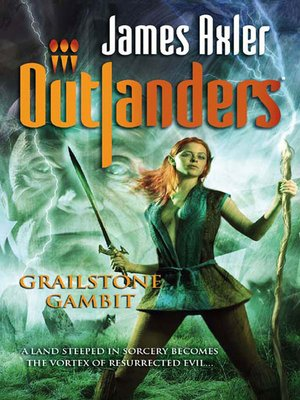 cover image of Grailstone Gambit