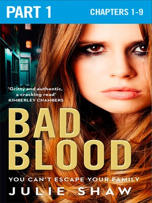 cover image of Bad Blood, Part 1 of 3