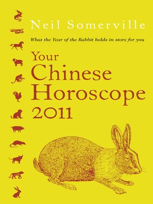 cover image of Your Chinese Horoscope 2011