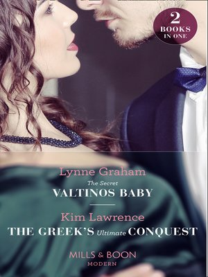 cover image of The Secret Valtinos Baby