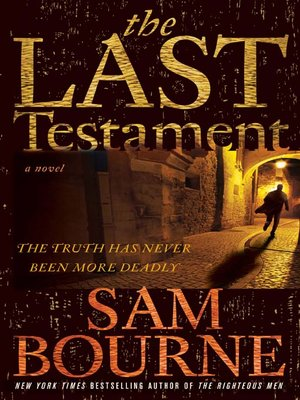 cover image of The Last Testament