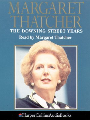 cover image of The Downing Street Years