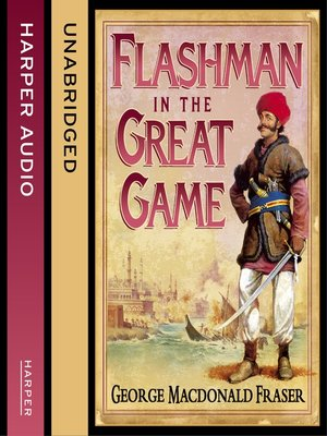 cover image of Flashman in the Great Game